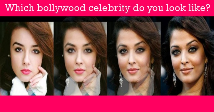 I do look like which celebrity Can't Find