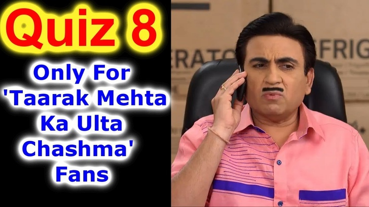 Challenge you can not score 5/5 in this Tarak Mehta Ka Ulta Chasma Quiz